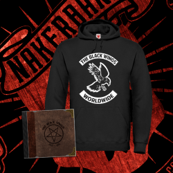 "PACK ""Devil´s Deal"" 1 - Sudadera Con Capucha + CD ""Devil´s Deal"""